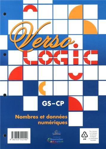 9782353512102: Versologic GS-CP : Nombres et données