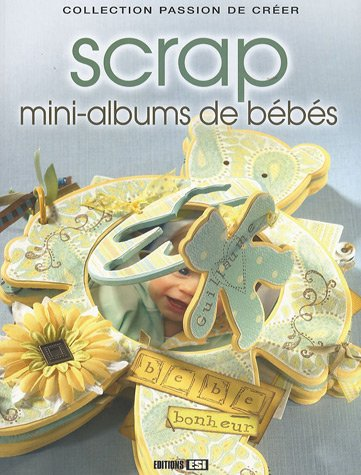 9782353550265: Scrap mini-albums
