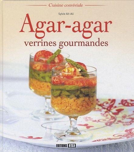 9782353552269: Agar-agar : Verrines gourmandes