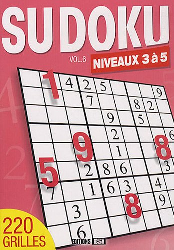 9782353552825: Sudoku (French Edition)