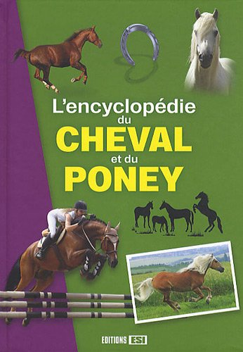 9782353553952: L'encyclop�die du cheval et du poney