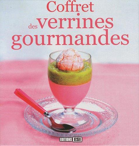 coffret des verrines gourmandes: Sylvie Aït-Ali