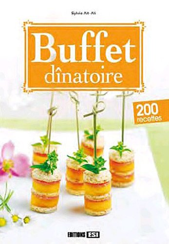 9782353555871: Buffet dînatoire