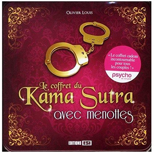 9782353556342: Le coffret du Kama Sutra avec menottes