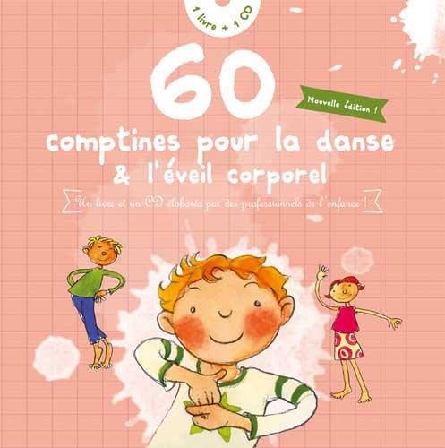 9782353660032: 60 Comptines pour la danse & l'éveil corporel (1CD audio)