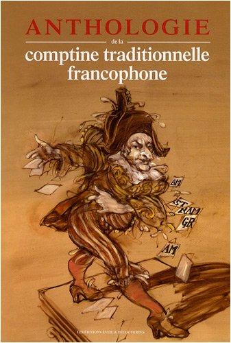 9782353660513: Anthologie de la comptine traditionnelle francophone (2CD audio) (French Edition)