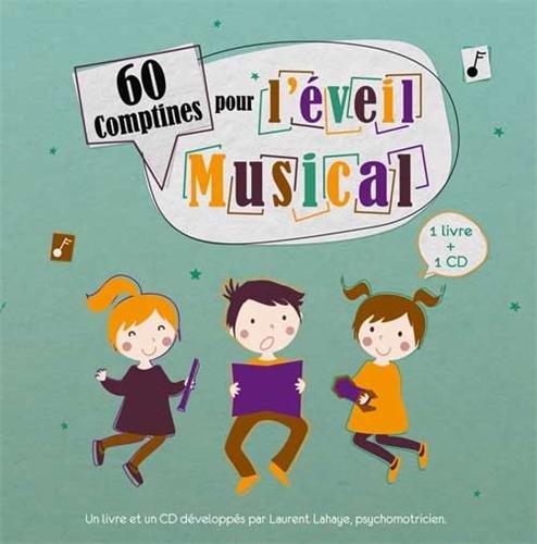 9782353661862: 60 comptines pour l'�veil musical
