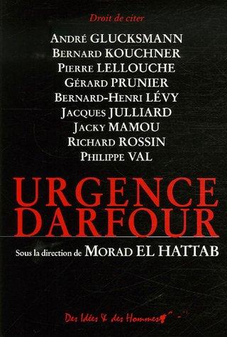 9782353690251: Urgence Darfour