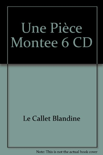 9782353830688: Une Pièce Montee 6 CD