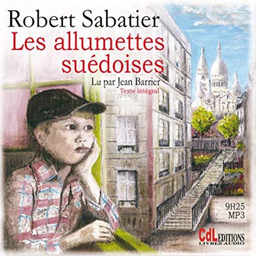 9782353831654: Les allumettes suédoises (1CD audio MP3)
