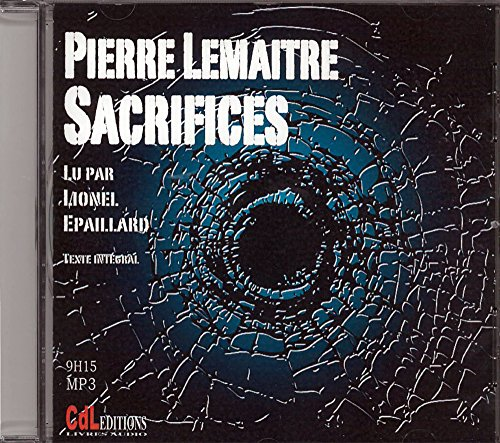 9782353831746: Sacrifices (1CD audio MP3)