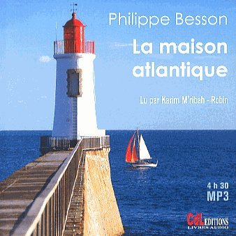 9782353831814: La Maison Atlantique (1 CD MP3)