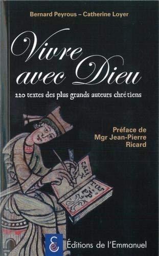 9782353890880: Vivre avec Dieu (French Edition)