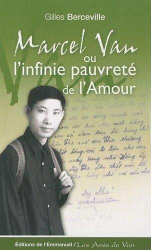 9782353890897: Marcel Van ou l'infinie pauvreté de l'Amour