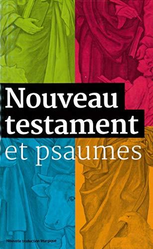 NOUVEAU TESTAMENT ET PSAUMES GF: COLLECTIF