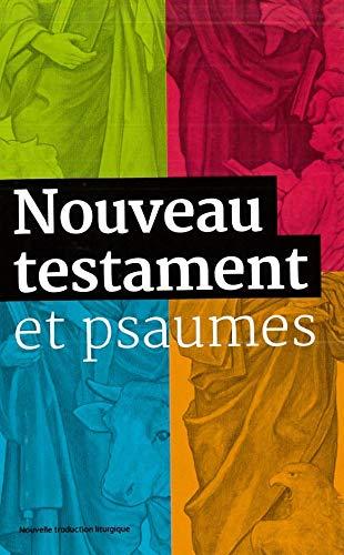9782353892846: Nouveau testament et psaumes
