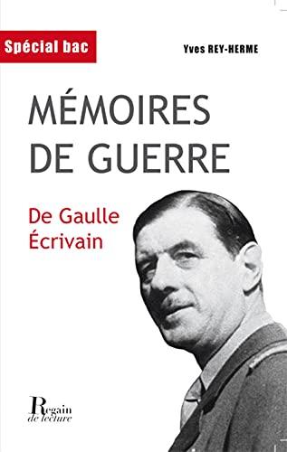 9782353910083: M�moires de guerre : De Gaulle �crivain