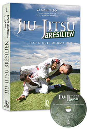 9782353950010: Jiu-Jitsu Br�silien - Techniques de base.