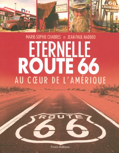 9782354010447: ROUTE 66