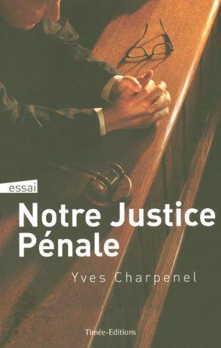9782354010775: JUSTICE PENALE AU QUOTIDIEN