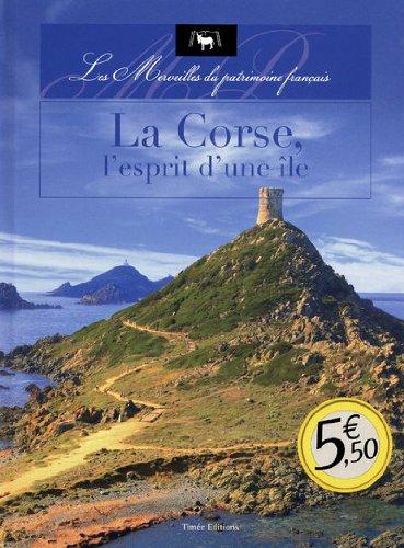 9782354011161: La Corse, l'esprit d'une île