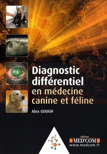 9782354030254: diagnostic différentiel en médecine canine et féline