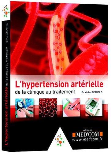 Hypertension artérielle de l'adulte (French Edition): Beaufils Michel
