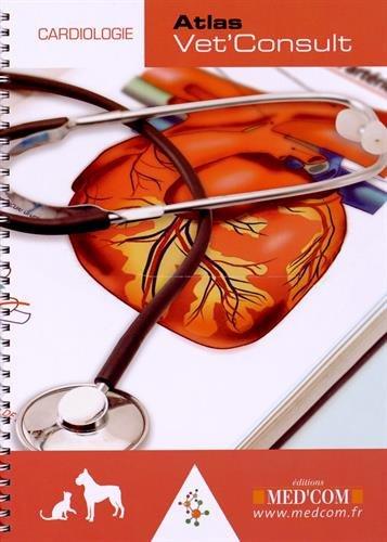 9782354031800: Atlas Vet'Consult cardiologie