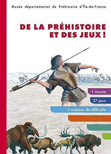 9782354040116: de la préhistoire et des jeux !
