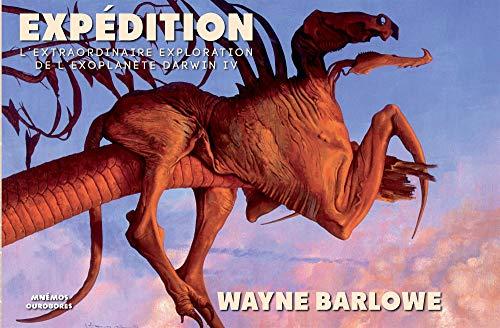 Expédition : Carnets de notes, de croquis: Barlowe, Wayne Douglas