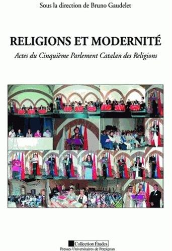 9782354121525: Religions et modernité (French Edition)