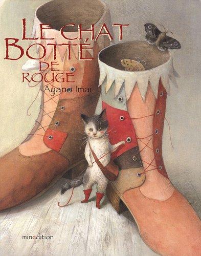 9782354130688: Le chat botté de rouge