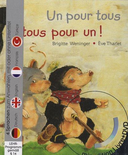 9782354130923: Un pour tous, tous pour un ! (1DVD) (French Edition)