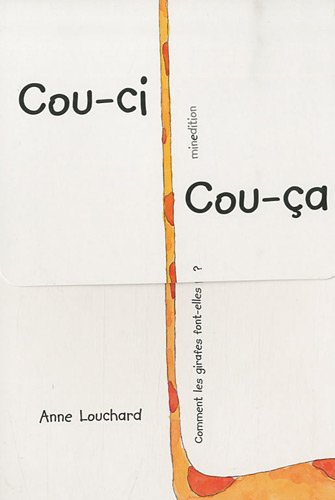 9782354131104: Cou-ci Cou-ça (French Edition)
