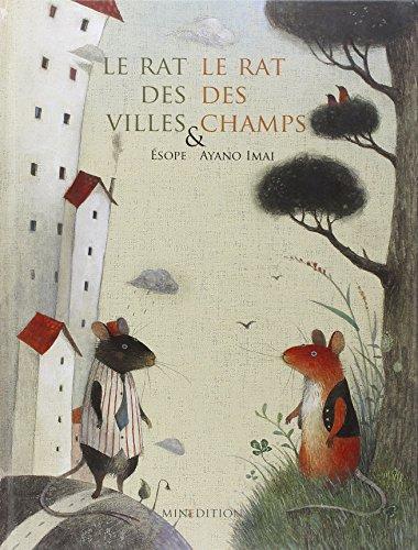 9782354131135: Le rat des villes et le rat des champs (French Edition)