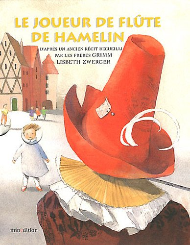 9782354131579: le joueur de flûte de Hamelin