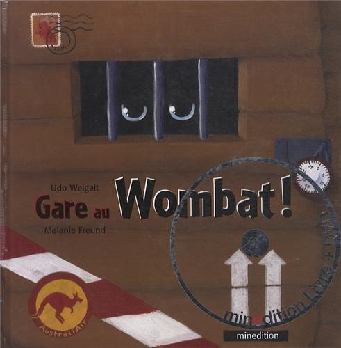 9782354132057: Gare au wombat !