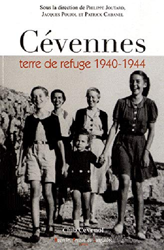 9782354140939: cevennes terre de refuge 1940 1944