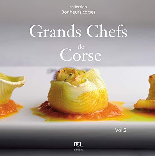 9782354160432: Grands chefs de Corse (French Edition)