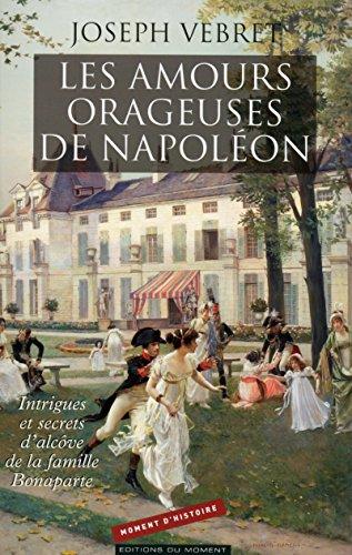 9782354171773: Les amours orageuses de Napol�on