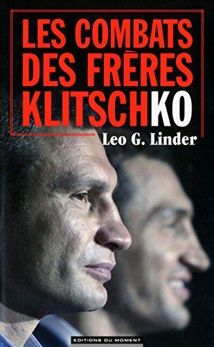 9782354172916: Les combats des frères Klitschko