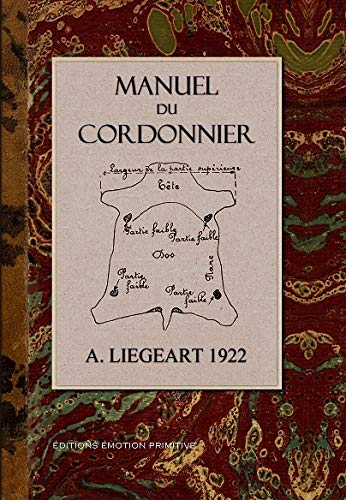 9782354221560: manuel du cordonnier