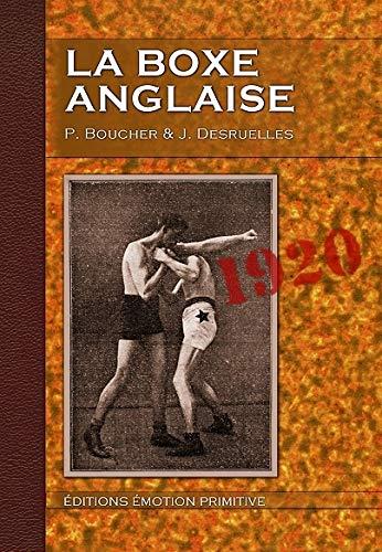9782354221829: la boxe anglaise