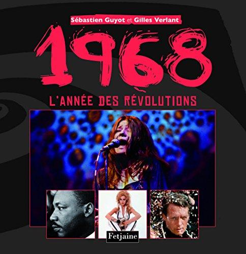 9782354250416: 1968 l'année des révolutions : L'année des révolutions