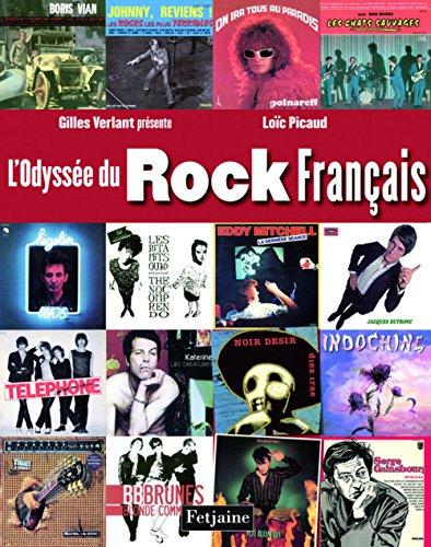 9782354251482: L'odyssée du rock français