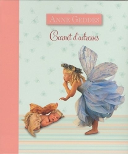 9782354251611: carnet d'adresses Anne Geddes