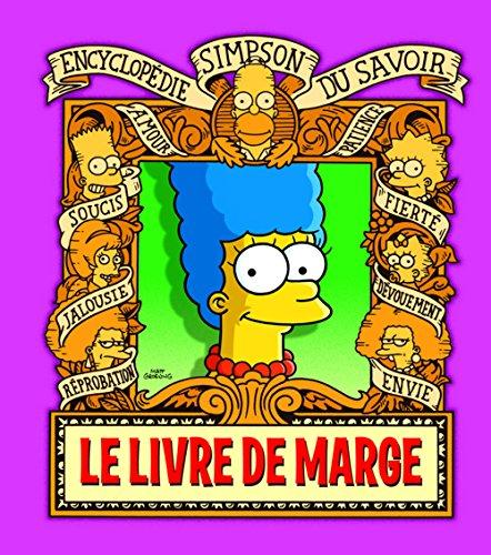 LIVRE DE MARGE -LE-: GROENING MATT