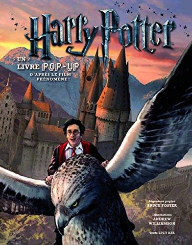 9782354252410: Harry Potter : Un livre pop-up d'après le film phénomène !