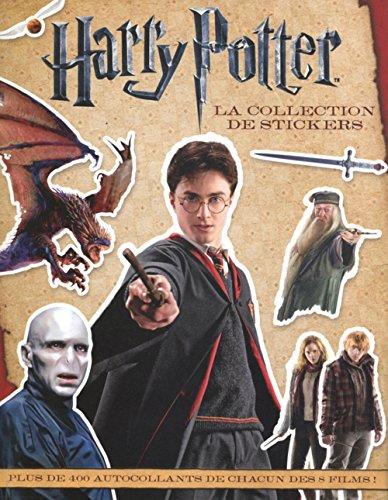 9782354253325: Harry Potter : La collection de stickers