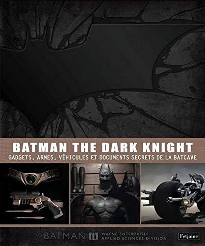 9782354254001: batman the dark knight